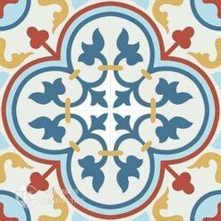 Gạch bông CTS 2.2(1-2-4-5-6)- 4 viên - Encaustic cement tile CTS 2.2(1-2-4-5-6)-4tiles