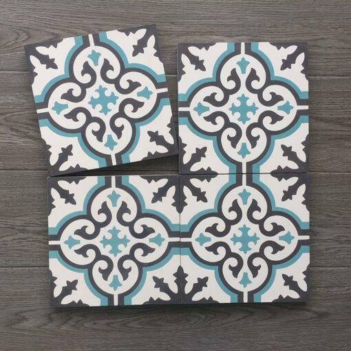 Gạch bông CTS 1.2(4-13-57) - Encaustic cement tile CTS 1.2(4-13-57)