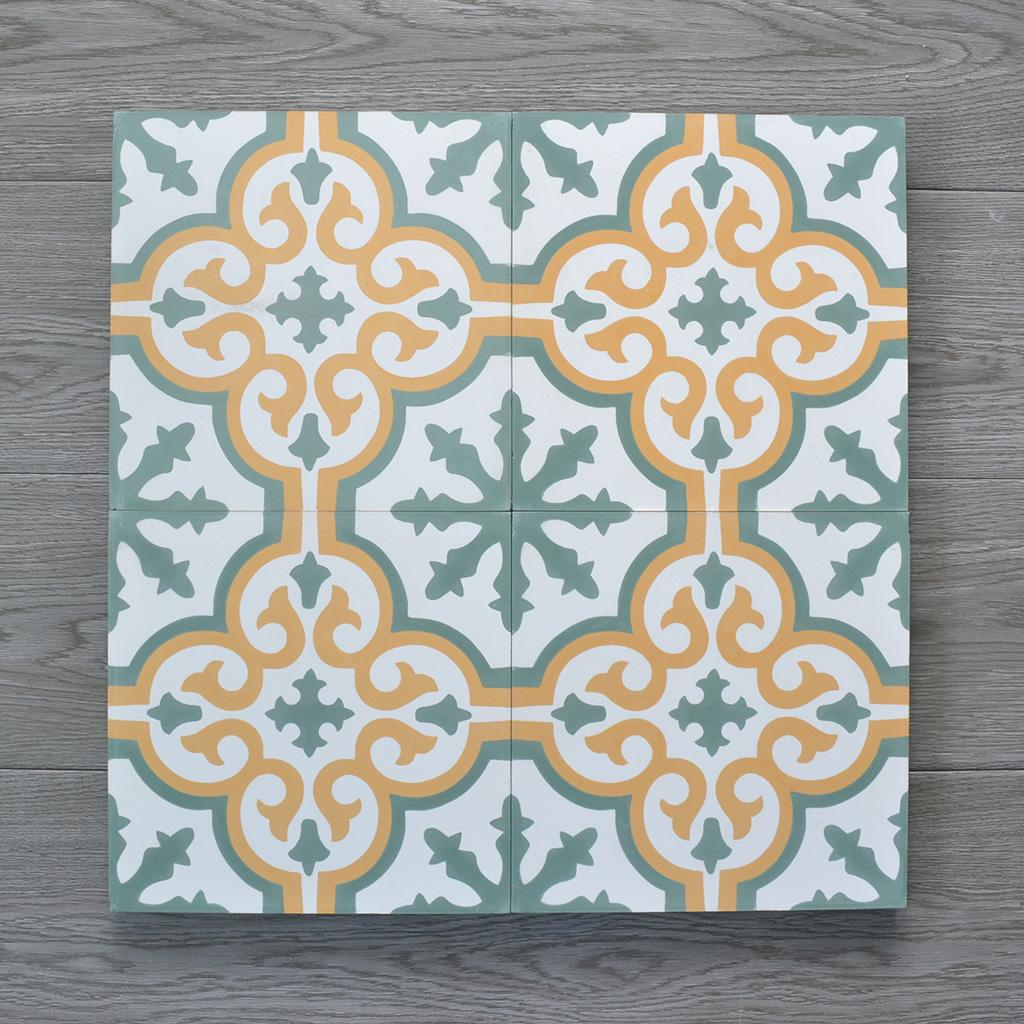 Gạch bông CTS 1.3(4-6-7) - Encaustic cement tile CTS 1.3(4-6-7)