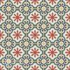 Gạch bông CTS 1.4(4-5-6-7-13) – 16 viên – Encaustic cement tile CTS 1.4(4-5-6-7-13)-16tiles