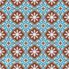 Gạch bông CTS 1.6(4-8-11-30)- 16 viên - Encaustic cement tile CTS 1.6(4-8-11-30)-16tiles