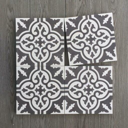 Gạch bông CTS 1.7(4-13) - Encaustic cement tile CTS 1.7(4-13)