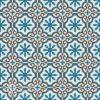 Gạch bông CTS 1.8(4-10-14)-16 viên – Encaustic cement tile CTS 1.8(4-10-14)-16tiles