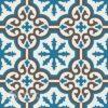 Gạch bông CTS 1.8(4-10-14)-4 viên – Encaustic cement tile CTS 1.8(4-10-14)-4tiles