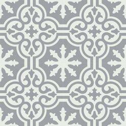 Gạch bông CTS 1.9(4-9) - 4 viên - Encaustic cement tile CTS 1.9(4-9) - 4 tiles