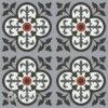 Gạch bông CTS 15.1(4-5-13-9-32)- 16 viên – Encaustic cement tile CTS 15.1(4-5-9-13-32)-16tiles