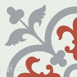 Gạch bông CTS 15.2(4-5-9) - Encaustic cement tile CTS 15.2(4-5-9)