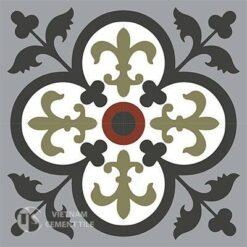 Gạch bông CTS 15.3(4-9-13-30-52)- 4 viên - 4 viên - Encaustic cement tile CTS 15.3(4-9-13-30-52))-4 tilesGạch bông CTS 15.3(4-9-13-30-52)- 4 viên - 4 viên - Encaustic cement tile CTS 15.3(4-9-13-30-52))-4 tiles