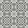 Gạch bông CTS 2.1(4-13)- 16 viên - Encaustic cement tile CTS 2.1(4-13)-16tiles