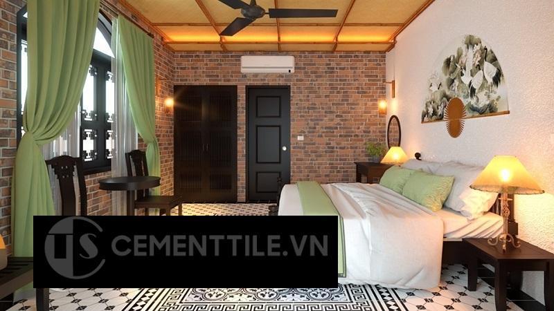 Gahcj bông cts 2.1 trang trí phòng ngủ