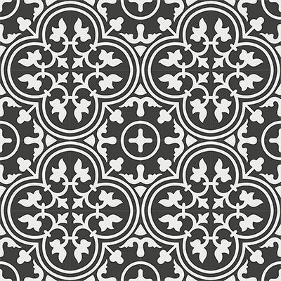 Gạch bông CTS 2.3(4-13)- 16 viên - Encaustic cement tile CTS 2.3(4-13) - 16 tiles