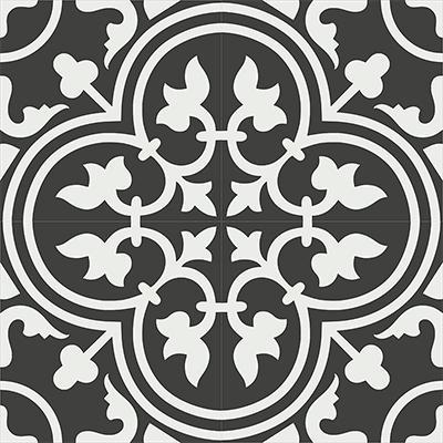Gạch bông CTS 2.3(4-13)- 4 viên - Encaustic cement tile CTS 2.3(4-13)-4tiles
