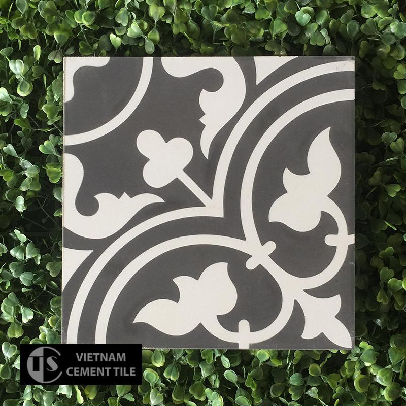 Gạch bông CTS 2.3(4-13) - Encaustic cement tile CTS 2.3(4-13)