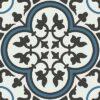 Gạch bông CTS 2.5(1-4-13)- 4 viên - Encaustic cement tile CTS 2.5(1-4-13)-4tiles