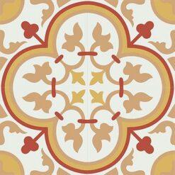 Gạch bông CTS 2.6(4-5-6-11)-4 viên - Encaustic cement tile CTS 2.6(4-5-6-11)-4tiles