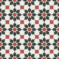 Gạch bông CTS 3.1(4-5-13)- 4 viên - Encaustic cement tile CTS 3.1(4-5-13)-4tiles