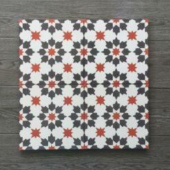 Gạch bông CTS 3.1(4-5-13) - Encaustic cement tile CTS 3.1(4-5-13)