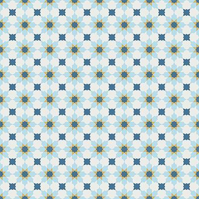Gạch bông CTS 3.2(1-2-4-6)-16 viên - Encaustic cement tile CTS 3.2(1-2-4-6)-16tiles