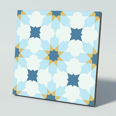 Gạch bông CTS 3.2(1-2-4-6) - Encaustic cement tile CTS 3.2(1-2-4-6)