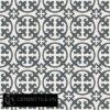 Gạch bông CTS 4.1(4-32)- 16 viên – Encaustic cement tile CTS 4.1(4-32)-16tiles