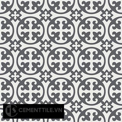 Gạch bông CTS 4.1(4-32)- 16 viên - Encaustic cement tile CTS 4.1(4-32)-16tiles