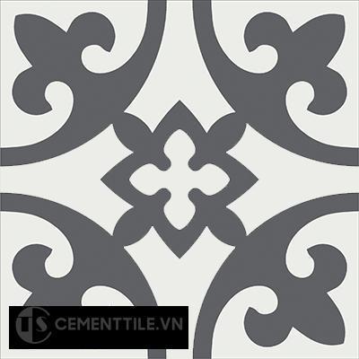 Gạch bông CTS 4.1(4-32) - Encaustic cement tile CTS 4.1(4-32)