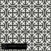 Gạch bông CTS 4.2(4-13) - 16 viên - Encaustic cement tile CTS 4.2(4-13)-16 tiles