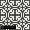 Gạch bông CTS 4.2(4-13) – 4 viên – Encaustic cement tile CTS 4.2(4-13)-4 tiles