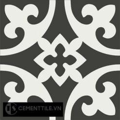Gạch bông CTS 4.2(4-13) - Encaustic cement tile CTS 4.2(4-13)