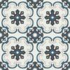 Gạch bông CTS 5.1(1-4-13-50) - 16 viên - Encaustic cement tile CTS 5.1(1-4-13-50) - 16 tiles