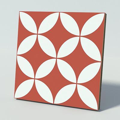 Gạch bông CTS 6.2(4-5) - Encaustic cement tile CTS 6.2(4-5)