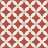 Gạch bông CTS 6.2(4-5)-4 viên - Encaustic cement tile CTS 6.2(4-5)-4 tiles