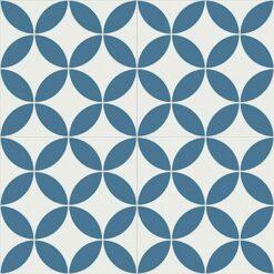 Gạch bông CTS 6.5(1-4)- 4 viên - Encaustic cement tile CTS 6.5(1-4)-4 tiles