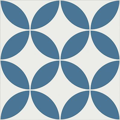 Gạch bông CTS 6.5(1-4) - Encaustic cement tile CTS 6.5(1-4)