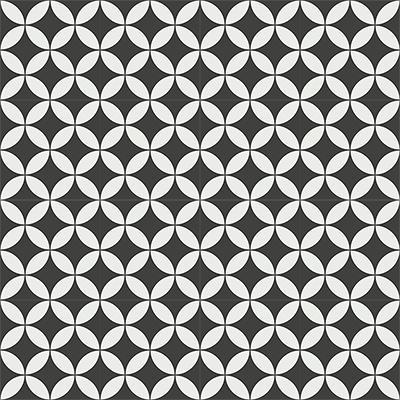 Gạch bông CTS 6.6(4-13)- 16 viên  - Encaustic cement tile CTS 6.6(4-13)-16 tiles