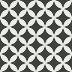 Gạch bông CTS 6.6(4-13) - Encaustic cement tile CTS 6.6(4-13)-4 tiles