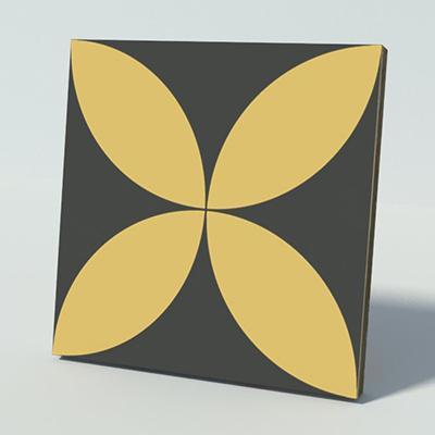 Gạch bông CTS 7.1(6-13) - Encaustic cement tile CTS 7.1(6-13)