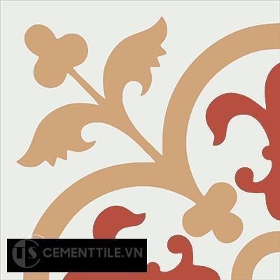 Gạch bông CTS 15.6(4-5-11) - Encaustic cement tile CTS 15.6(4-5-11)