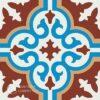 Gạch bông CTS 1.6(4-8-11-30) - Encaustic cement tile CTS 1.6(4-8-11-30)