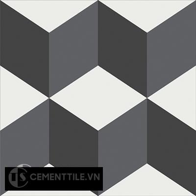 Gạch bông CTS 8.1(4-13-32) - Encaustic cement tile CTS 8.1(4-13-32)