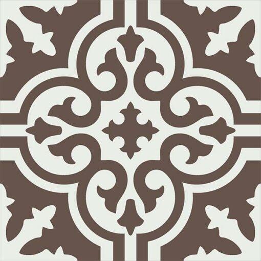 Gạch bông CTS 1.70(4-14) - Encaustic cement tile CTS 1.70(4-14)