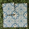 Gạch bông CTS 1.71(4-10) - Encaustic cement tile CTS 1.71(10-4)