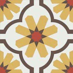Gạch bông CTS 16.6(4-5-6-14) - Encaustic cement tile CTS 16.6(4-5-6-14)