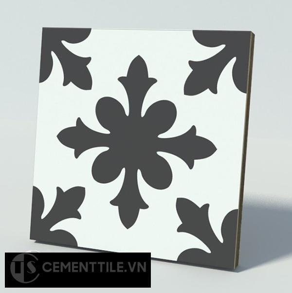 Gạch bông CTS 17.3(4-13) - Encaustic cement tile CTS 17.3(4-13)