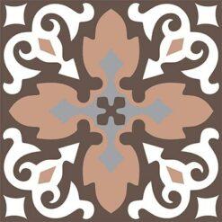 Gạch bông CTS 18.2(4-9-14-38) - Encaustic cement tile CTS 18.2(4-9-14-38)