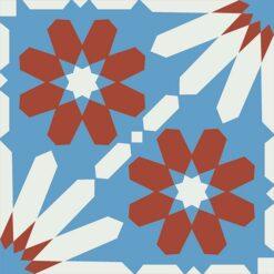 Gạch bông CTS 19.2(4-8-30) - Encaustic cement tile CTS 19.2(4-8-30)