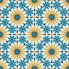 Gạch bông CTS 19.7(4-6-8-13)-16 viên - Encaustic cement tile CTS 19.7(4-6-8-13)-16 tiles