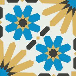 Gạch bông CTS 19.7(4-6-8-13) - Encaustic cement tile CTS 19.7(4-6-8-13)