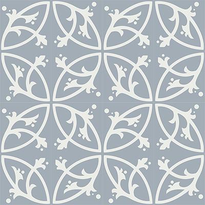Gạch bông CTS 24.4(4-50) - 16 viên - Encaustic cement tile CTS 24.4(4-50)-16 tiles