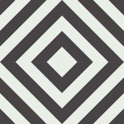 Gạch bông CTS 25.1(4-13) - 4 viên - Encaustic cement tile CTS 25.1(4-13)-4 tiles